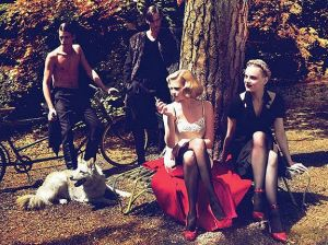 Sunday at the Park by Mert and Marcus for W Magazine 2009_10.jpg